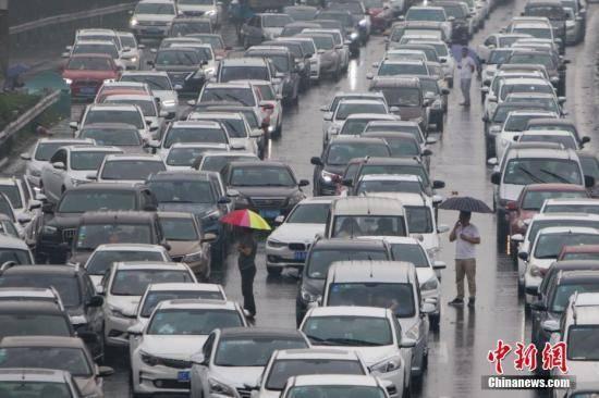 报告称2030年中国汽车保有量稳定 共享出行市值大增