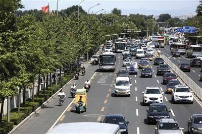 北京 今年机动车将控制在610万辆以内