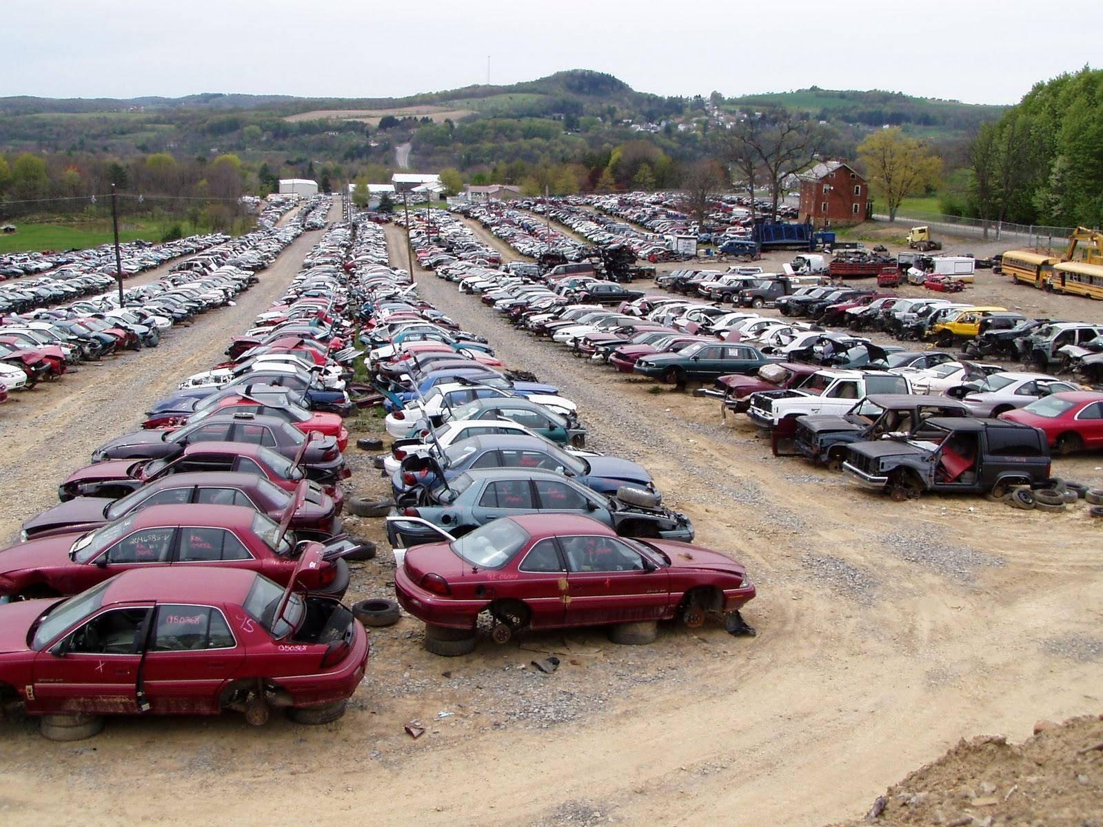 报废汽车被拆解回流市场!真伪到底如何辨?