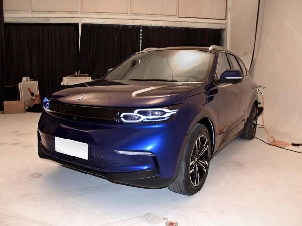盘点|12款2018年初即将上市的纯电动汽车
