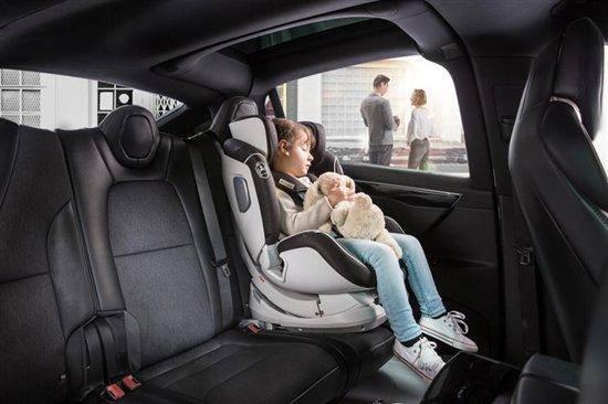 安全又便捷 宝贝第一用科技打造新时代的汽车安全座椅