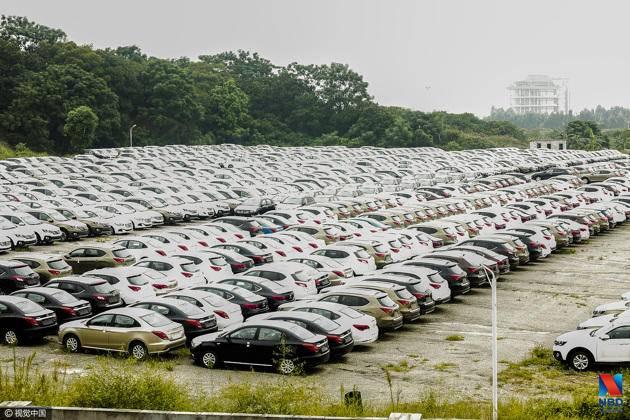 汽车经销商集团现两极分化 二手车业务成新战场