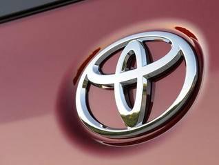 存在起火隐患 丰田汽车召回103万辆汽车