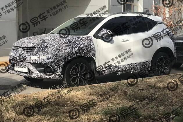 东南新款DX3谍照曝光外观微调或2019年夏季上市_pk10北京赛车