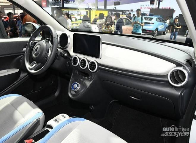 欧拉R1正式上市 补贴前售11.48-13.78万
