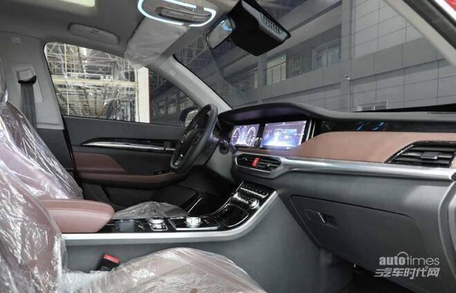 定位紧凑型SUV 大乘G60s量产车明日下线