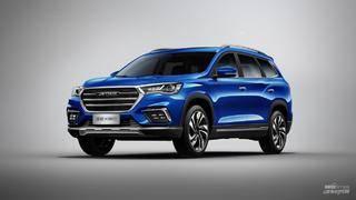 舒适智能大六座SUV——捷途X90官图发布