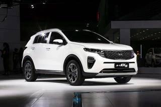 新款起亚KX5有望于3月19日上市 造型更新/动力延续