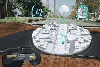 让虚拟美女陪你开车,日产:别想歪,这是最新安全科技