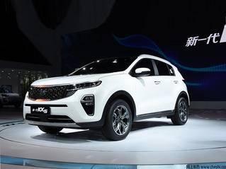 起亚新一代KX5曝光-配置大幅升级 3月19日上市