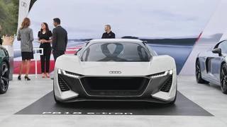 奥迪PB18 e-tron Concept的概念车将量产 全球限量50辆