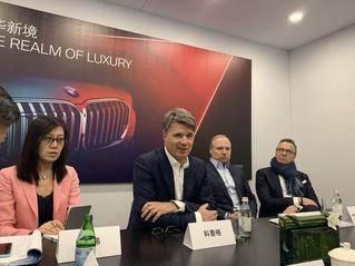 宝马集团全球董事长宣布大型豪华车战略 【图】