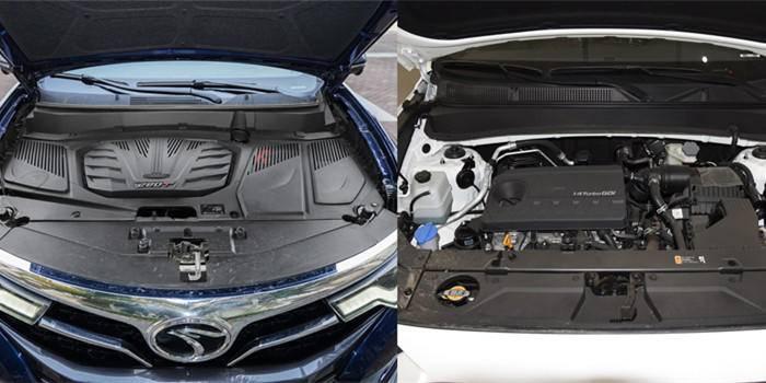 东南DX7和现代ix35哪个好 东南DX7性能更好售价更低