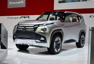 三菱汽车suv新款即将上市,GC-PHEV 3.0T混动仅卖20万