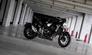 本田有意打造双缸复古摩托车