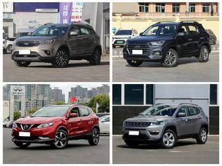 15万买高品质SUV,可以选谁?