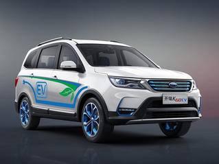 奇瑞电动SUV将更名上市 车身加长400km续航