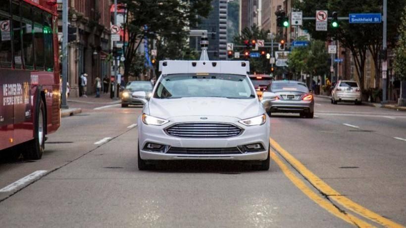 福特扩大自动驾驶版图 再下一城启动自动驾驶汽车项目 【图】