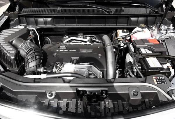 凯迪拉克XT5怎么样 仅次于BBA的豪华品牌旗下车型性能很不错