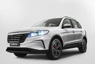 大乘紧凑型SUV-G60正式上市 售5.99万元起