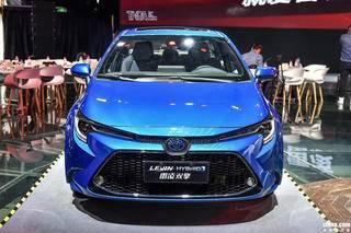 搭最新版本混动系统 广汽丰田全新雷凌将5月上市