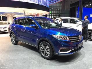 着重发力SUV市场 东风风光将推4款新车