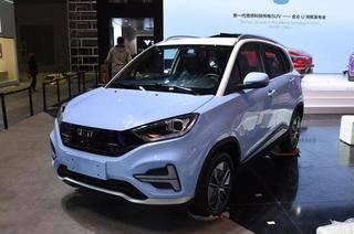 中期改款哪吒N01新车首发 针对年轻人的市场