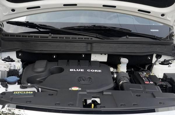 长安cs35的真实油耗 搭配两种不同发动机油耗都不高