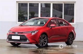 基于TNGA架构/售价11.58万起 广汽丰田全新雷凌上市