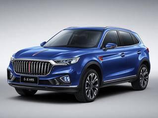 红旗HS5豪华SUV开卖 与奥迪Q5同级18.38万起售