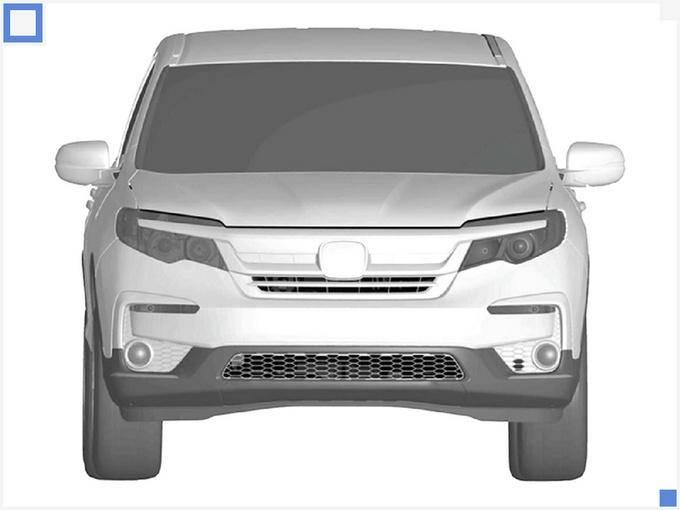 本田北美特供SUV要入华 七座布局比冠道还要大-图2