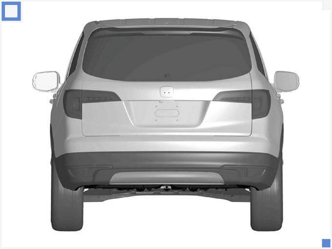 本田北美特供SUV要入华 七座布局比冠道还要大-图3