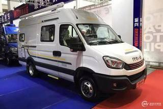 售价42.8万元 卫航欧胜8AT自动挡B型房车发布
