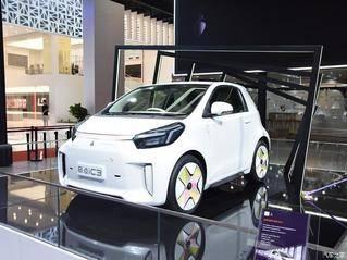 奇点汽车:奇点iC3将于2020年1季度上市