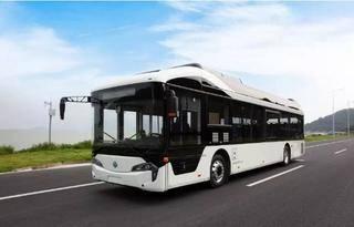 氢云科普:什么是氢钛动能?银隆氢燃料电池客车还有什么优势?