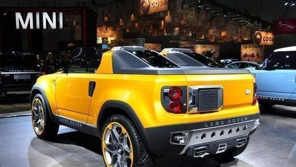 路虎20万-30万的车 全新路虎Landy售价20万起