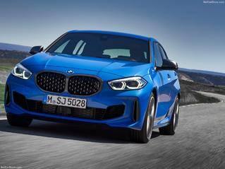 再见 后驱 再见 BMW推出新一代1系 旗舰车款M135i xDrive加速4.8s