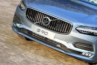 沃尔沃S90,车长5米带豪车标,下探近8万,太厚道了