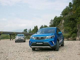 五万级小型SUV-吉利全新远景X3来袭,皮实耐用,颠覆便宜没好货?