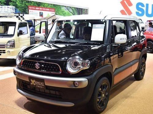 铃木汽车新款suv车型吉姆尼城市版xbee上市