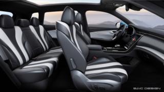 中型SUV领航者 荣威RX5 MAX全新上市 有颜值更有魅力