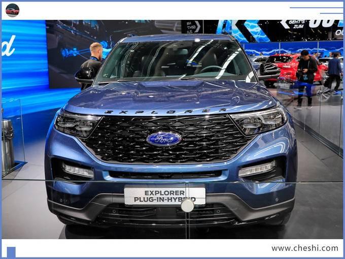 福特全新探险者插混版亮相即将入华国产开售-图2