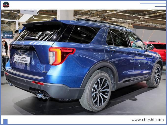 福特全新探险者插混版亮相即将入华国产开售-图3