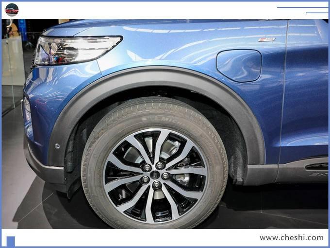 福特全新探险者插混版亮相即将入华国产开售-图4