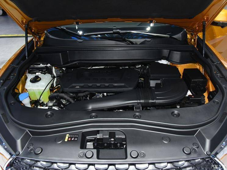 长城汽车 哈弗F7 2020款 2.0T 基本型