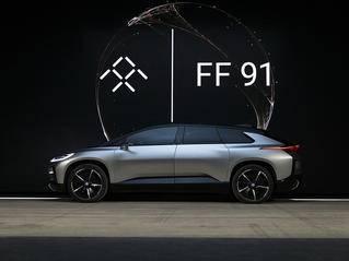 FF首款车有望明年9月交付,贾跃亭已不再参与公司融资事物