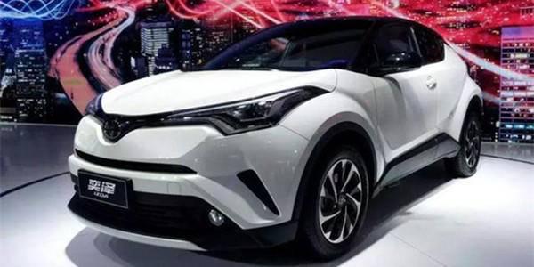 丰田chr和奕泽哪个好 丰田chr低配车型有优势
