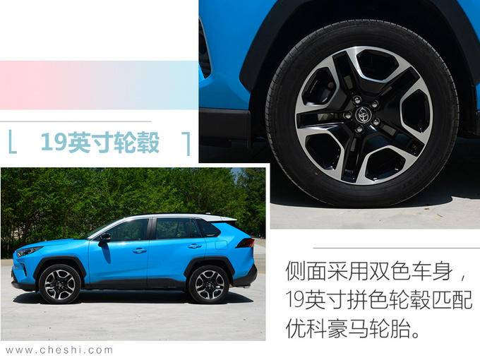 丰田新RAV4预售18万起 比老款便宜X.X万10月上市-图3