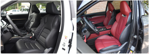 同为10万级SUV,全新哈弗H6铂金版PK长安CS75 PLUS
