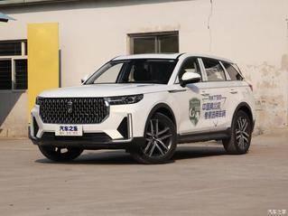 定位中大型SUV 奔騰T99將于11月1日上市